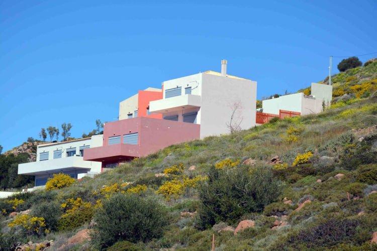 aegina sunset villas - upgreat hospitality